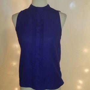 3 for $20 Lovely royal blue dress top